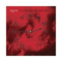 RUSH - CLOCKWORK ANGELS 2 VINYL LP PROGRESSIVE ROCK  NEW+
