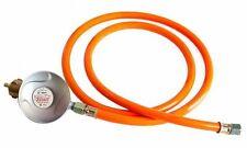 150 cm Gasschlauch + 30 mbar Druckminderer | Gasregler | Propan | Butan | NEU |