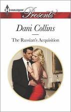 The Russians Acquisition Collins HOT Sexy Revenge Romance Novel Book Passion