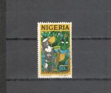 NIGERIA 293 - PESCA 1973 - MAZZETTA DI 10 - VEDI FOTO