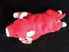 Ty Snort The Bull Beanie Baby 1995 Soft Plush Stuffed Animal