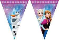 Kinder-Geburtstag Party Deko Feier Fete Motto Frozen Northern Lights