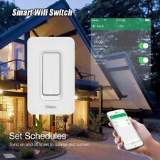 Smart Wifi Wall Switch Amazon Alexa & Google Assistant Control Smart Life App N