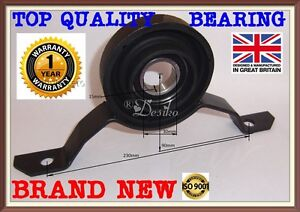 AUDI A4 S4 RS4 B6 B7 8K QUATTRO PROPSHAFT CENTRE SUPPORT BEARING 30X230X90MM