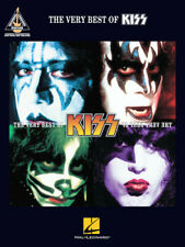 KISS GUITAR TAB / TABLATURE / **BRAND NEW** / VERY BEST OF KISS / KISS SONGBOOK