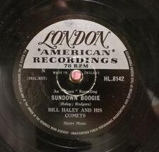 Bill Haley/Green Tree Boogie & Sundown Boogie (36-1216)