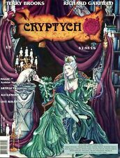CRYPTYCH FANTASY RPG I/V  Magazine in protective cover excellent condition 1994