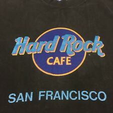 Vintage Hard Rock Cafe San Francisco T-shirt Restaurant Deli Casino Bar Band