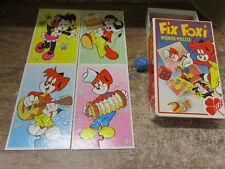 Fix und Foxi Würfel Puzzle