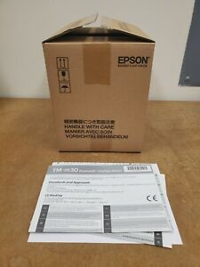 NEW IN BOX Epson TM-M30 Bluetooth Printer-Perfect For POS Tablet Environments