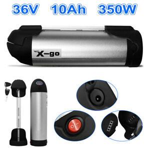 36V 10Ah 250W 350W Trinkflaschenakku Akku Elektrofahrrad für E-räder Batterie