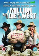 A Million Ways to Die in the West [DVD] [2014]  Brand new and sealed