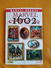 Marvel 1602 de Neil Gaiman / Marvel - Panini / Tapa dura