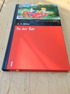 Pu der Bär von A.A. Milne, Gebundene Ausgabe 2005, Süddt. Zeitung Junge Biblioth