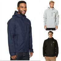 NWT THE NORTH FACE Men's Hooded Dryzzle Rain Jacket w/ GORE-TEX NEW many colors