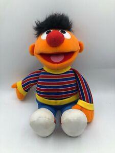 Sesame Street Bert And Ernie Fisher Price Plush Kids Soft Stuffed Toy Doll 2017