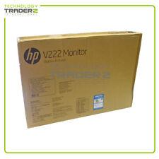 "M1T37A6#ABA HP V222 21.5"" 1920 x 1080 Monitor 814018-001 M1T37-60005 *Retail*"
