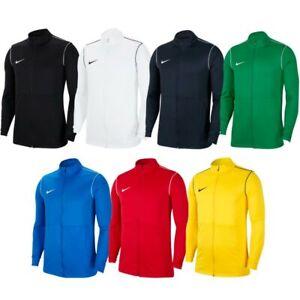 Nike Boys Park 20 Knit Training Jacket Football Tracksuit Coat Size XS S M L XL