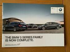BMW 5 Series brochure - 2010