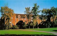Grove City Pennsylvania~GC College~Mary Anderson Pew Hall~1950s Postcard