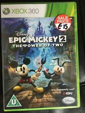 Epic mickey 2 The Power Of 2 Xbox 360