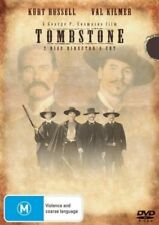 Tombstone Director's Cut Movie DVDs & Blu-ray Discs