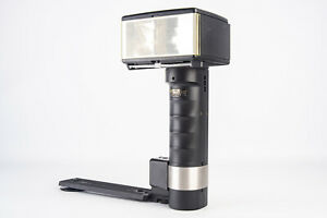 Metz 60 CT 1 Flash Handle with Camera Mount Bracket TESTED AND WORKING V18
