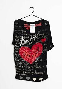 Desigual T-Shirt black Gr.S