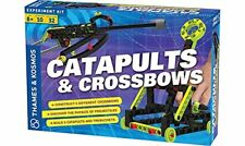 Thames & Kosmos 665107 Catapults & Crossbows Science Kit