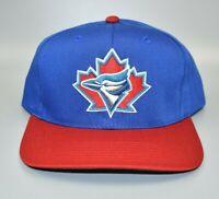 Toronto Blue Jays MLB Vintage 90s Twins Enterprise Adjustable Snapback Cap Hat