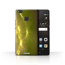 Fundas y carcasas Para Huawei P9 color principal amarillo para teléfonos móviles y PDAs Huawei