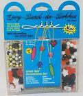 Halloween Beaded Hair Accessory Barrettes Bobbie Pins Kids' Beading Crafts Kit