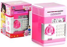 Tresor Safe Geldautomat Bank Soundeffekte Spielzeug Kinder Sparbüchse