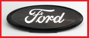 Ford Emblem 9 Inch F150 Front Grill / Tailgate Black 2004-2014