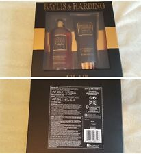 Para Hombre Ideas de regalo, babylis & Harding, lavado de cuerpo y gel de ducha, NUEVO