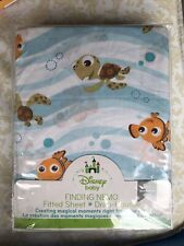 Disney Baby Finding Nemo Fitted Sheet
