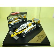 RENAULT RE22 GP DE MONACO 1980 R. ARNOUX QUARTZO 4161 1:43
