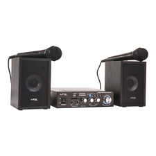 LTC Audio STAR2MKII Karaoke Sound System inc. Mics