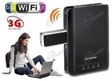 Router 3G WiFi per Chiavetta Internet HSDPA di: Huawei e Onda Zte
