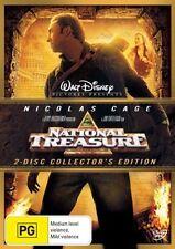 National Treasure (DVD, 2008, 2-Disc Set)