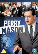 Perry Mason COMPLETE SERIES 1 Raymond Burr NEW SEALED DVD