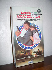 Assassination starring Bronson & Ireland (VHS,1990,NEW)