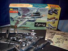 Model Kit P-38 Lighting