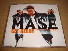 MASE feat. BLACKSTREET - Get Ready  (Maxi-CD)
