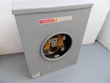 011-F Cooper B-line FLUSH MOUNT 3R Single Residential Meter Socket, 600v,125-amp