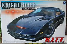 1982 Pontiac Firebird Trans Am Knight Rider K.I.T.T. Season Four Aoshima 041307