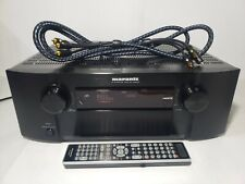 Marantz Sr6003 7.1 Channel Home Theater Receiver Hdmi Switching + Remote bundle