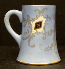 1800's Antique PSI UPSILON Fraternity YALE COLLEGE Tankard CAC LENOX BELLEEK