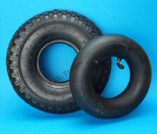 Replacement Tyre & Inner Tube for 300 x 4 Pneumatic Jockey Wheel Caravan