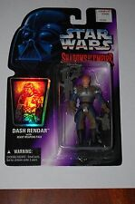 Dash Rendar-Star Wars-Shadows Of The Empire-MOC Expanded Universe
